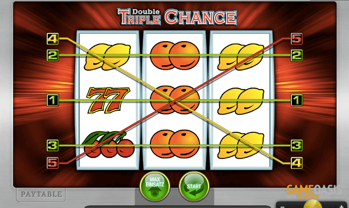 Double Triple Chance im Merkur Casino