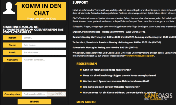 4 Vorteil: 24h Live Support in Minuten