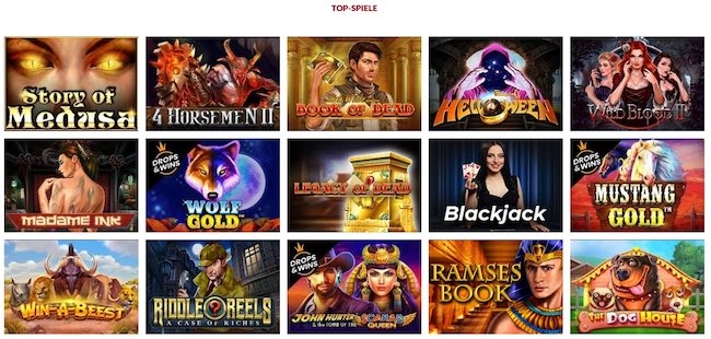 Mr Bet Casino Angebot